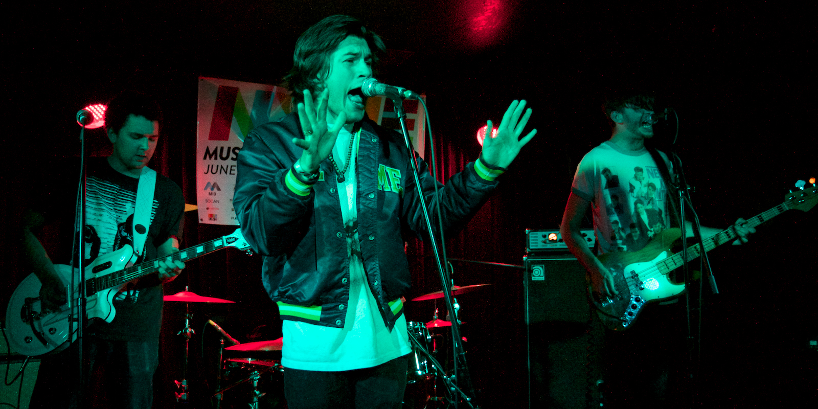 JPNSGRLS at The Silver Dollar Room - NXNE 2014