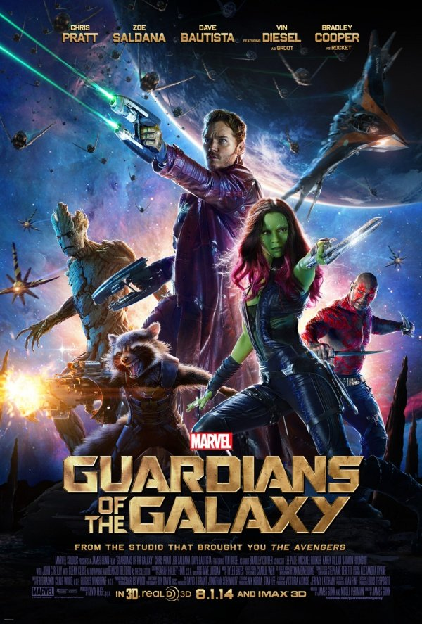 Guardians of the Galaxy – worth owning?