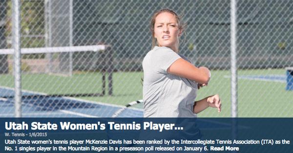 Ace: Women's Tennis Highlights