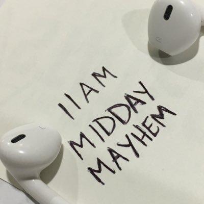 11 A.M. Midday Mayhem: 28th March 2016
