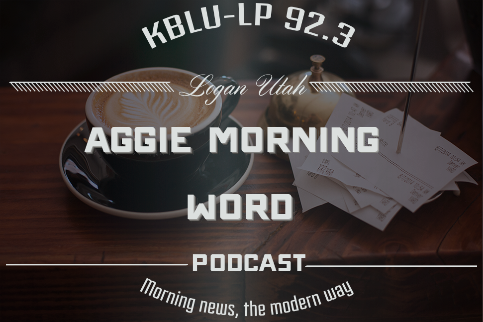 Aggie Morning Word Podcast: Flying drones around livestock is now illegal