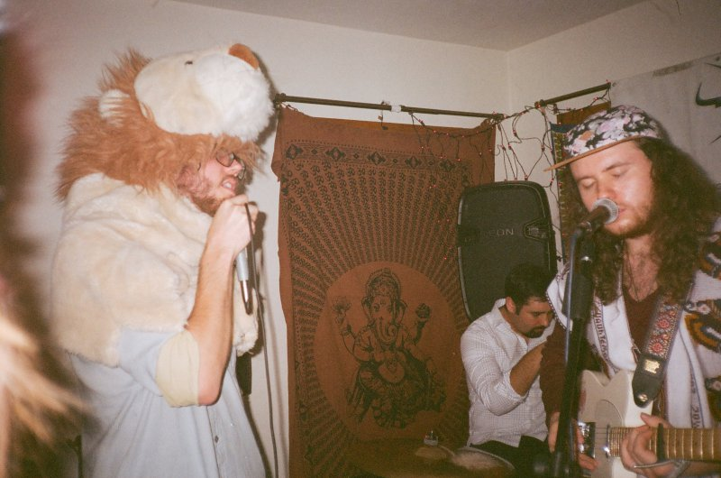Cliffhouse of Horrors house show