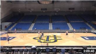 USU Women's basketball on Aggie Radio 92.3 KBLU-LP