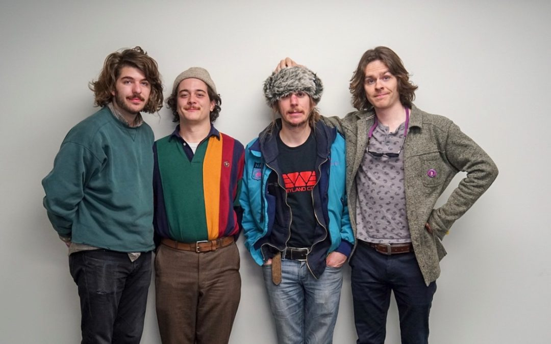 Interview: The Districts at Treefort Music Fest