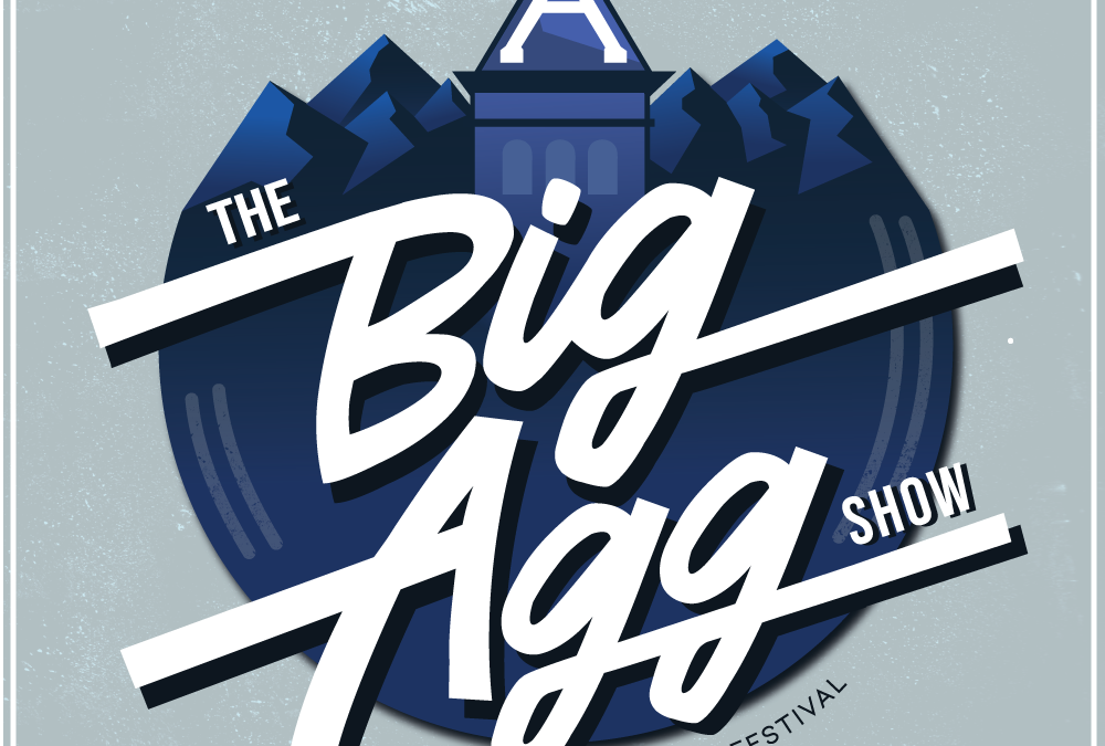 Big Agg Show 2018 ft. The National Parks on Aug. 30