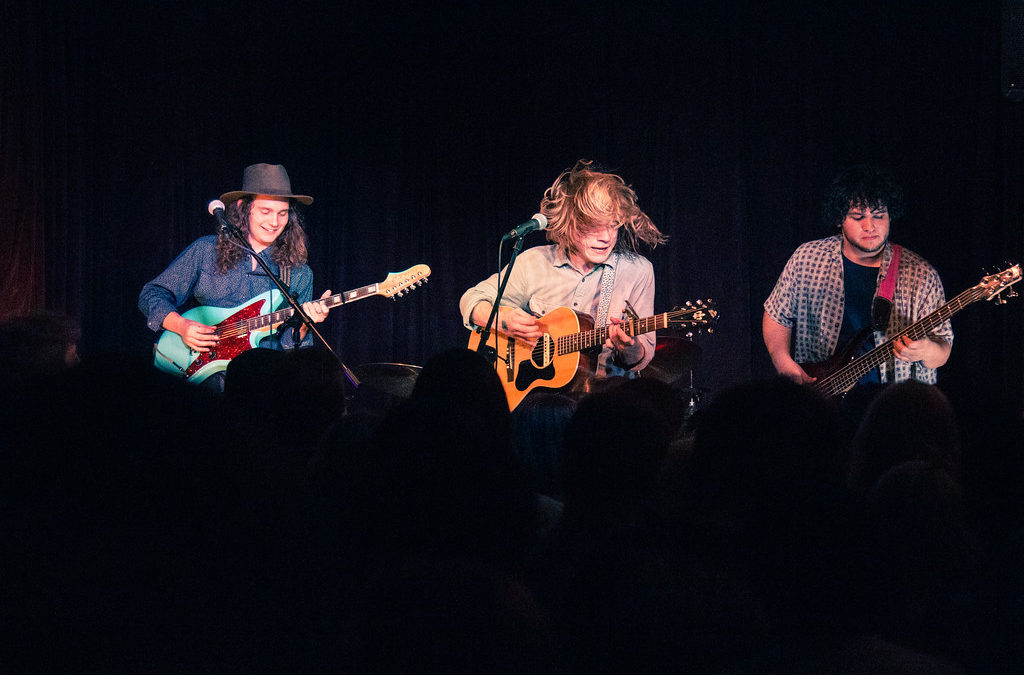 Branson Anderson, The Backseat Lovers and Sammy Brue & the Grinders kick off 2019 at WhySound