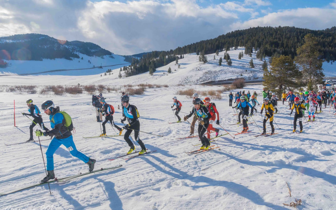 Nordic United, Gino Pearson, President – Snowsports in Logan | Highlander Podcast