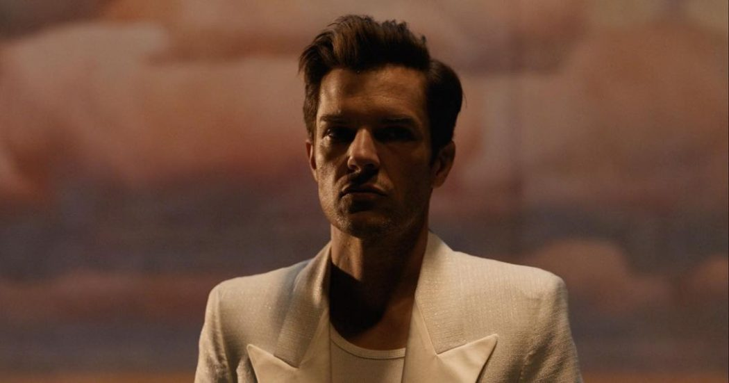 Brandon Flowers, lead singer of The Killers, talks balancing faith and music on 'The Foyer'