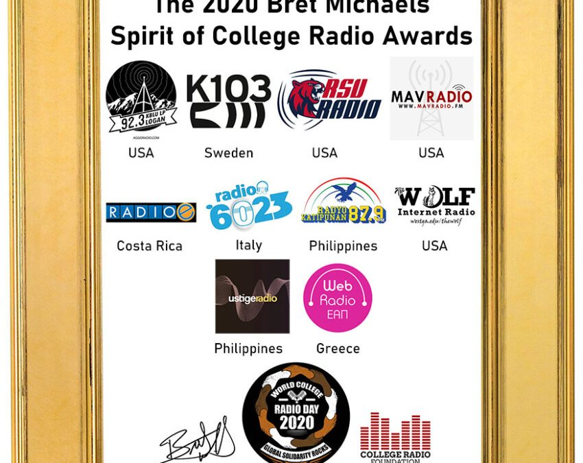 Aggie Radio wins Spirit of College Radio Award for second year in a row